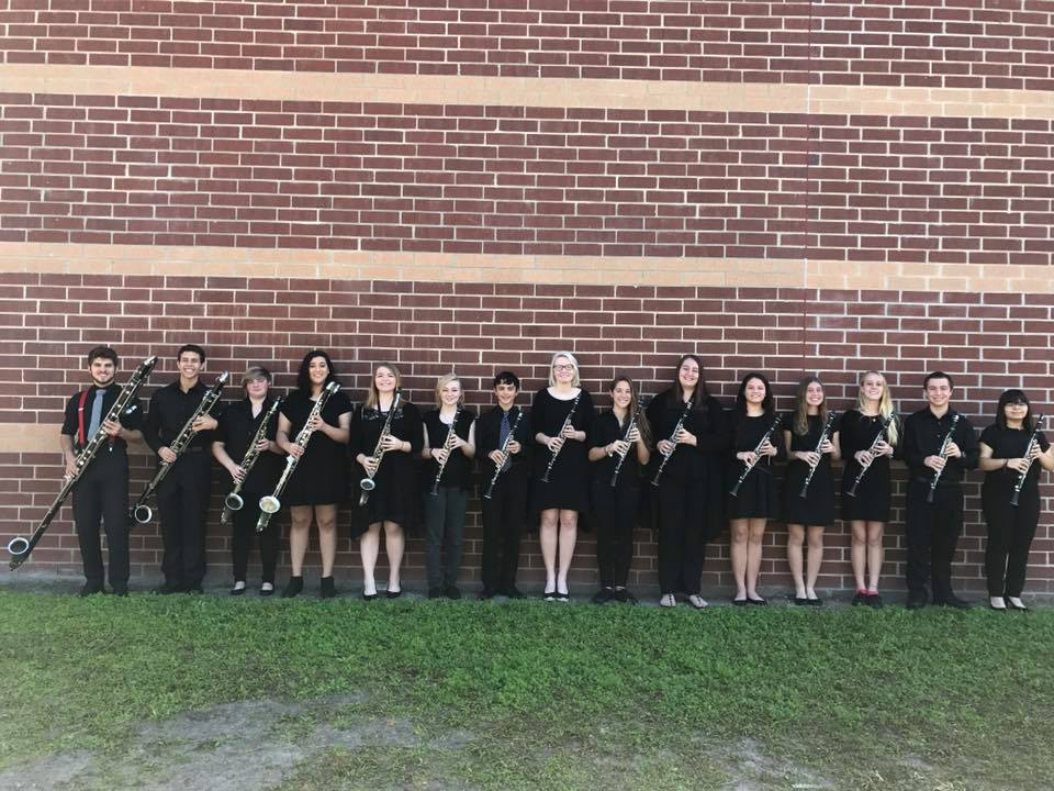 2017 SE Clarinet Choir