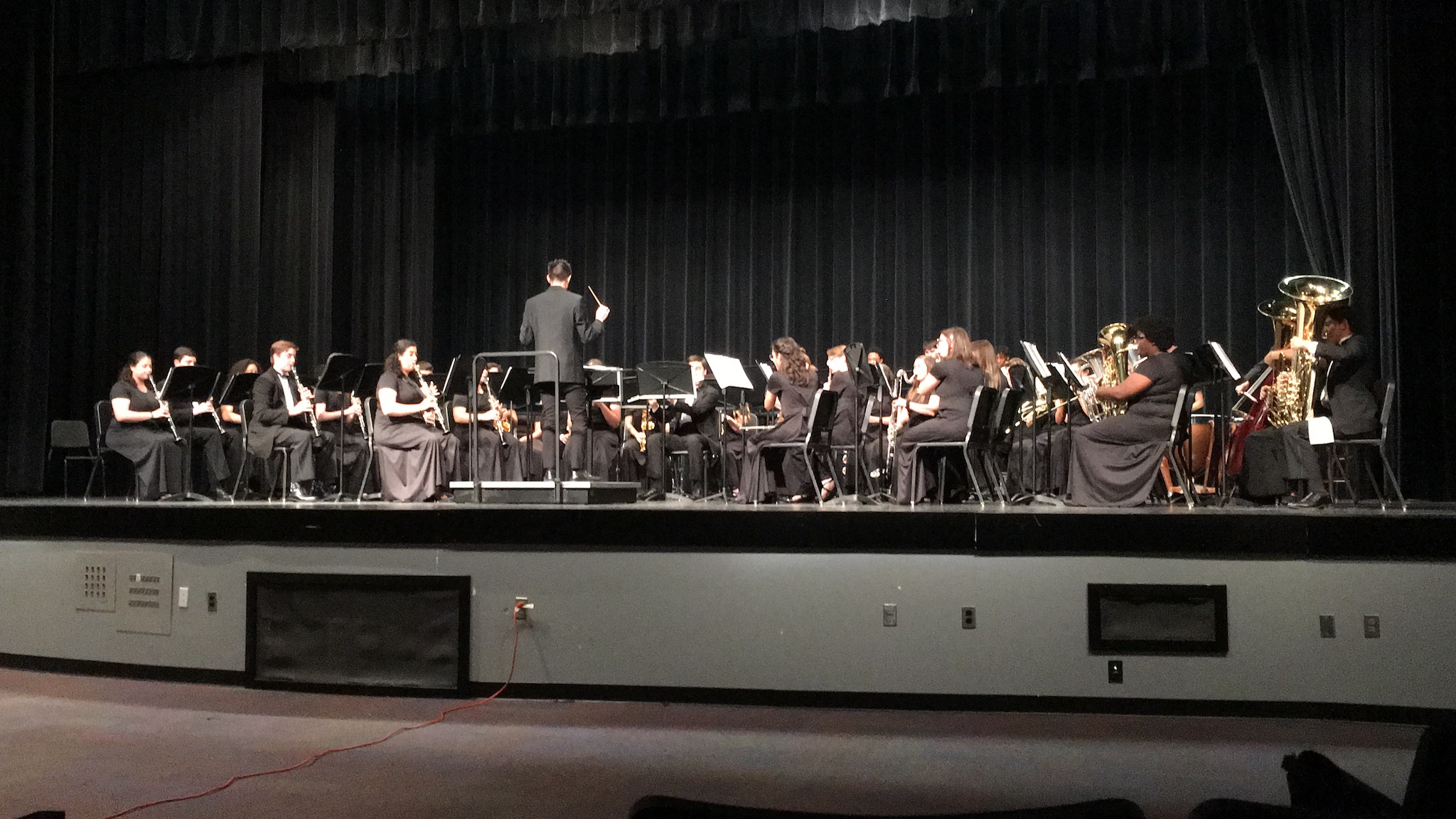 Wind Ensemble MPA 1