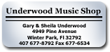 Underwood Music Store